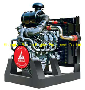 Deutz BF6M1015CP-LA G1B 320KW diesel engine motor for 60HZ generator