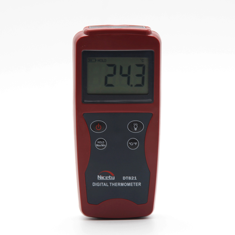 Digital Thermometer DT821A