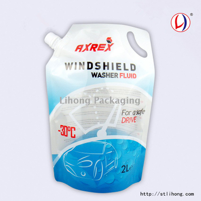 Detergent Standing Packing Bag with Nozzle
