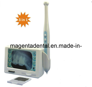 New X-ray Film Reader and Dental Intraoral Camera Combo