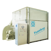 RCT-III YARN PACKAGE DRYING MACHINE