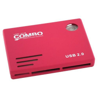 USB Hub Card Reader/Writer Style No. Cr-201