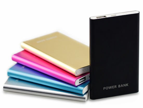 Power Bank Slim Design 4000 mAh (PB-J21)