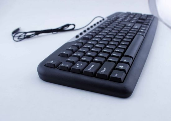 10 Multimedia Keys Keyboard for Computer