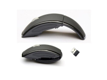 Foldable Wireless Mouse for Easy Carry