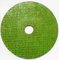 Green Cutting Disc For Stainless Steel