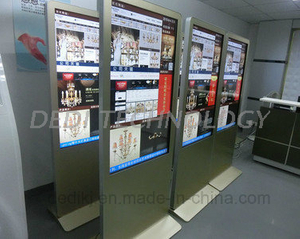 Dedi 42inch 50inch Windows Digital Signage, Floor Stand Digital Signage