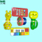 Clever kid learning material & games for different languages learning