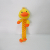 Plush Duck Shaped Chew Interactive Dog Rope Toy