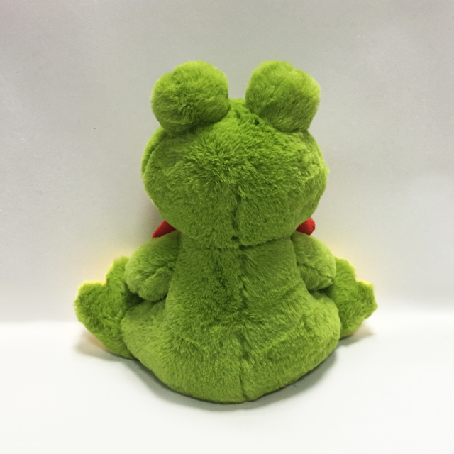 Big Eyes Stuffed Animal Kids Toys Plush Frog Wholesale