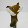 Plush Stuffed Toy Fox Finger Puppet for Kids