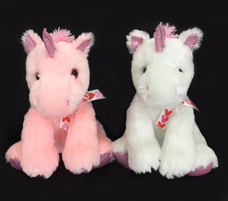 Make Your Own Soft Animal Doll Embroidery Unicorn Plush Toy