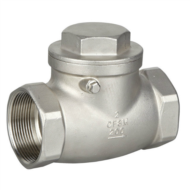 Stainless Steel H14W Swing Check Valve