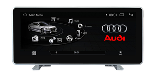 "2018 Audi Q5 MMI 2G 3G 10.25""Blu-ray Anti-Glare Multimedia GPS Navigation Fm Aux Bt AHD Camera"