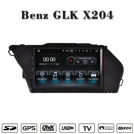 auto stereo for GLK android 7.1 gps player OBD,DAB 3G Interne
