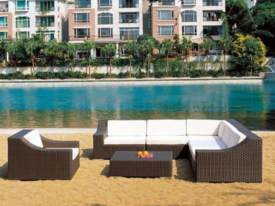 Garden Patio Outdoor PE Rattan Sofa Sets