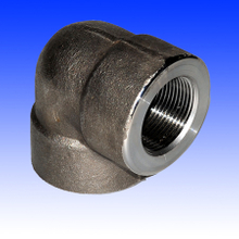 90 Degree Socket Welding Threaded Elbow (YZF-P51)