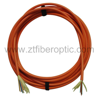 Multimode Indoor Distribution Fiber Optic Cable