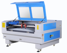 GS-1490 Double Heads Laser Cutting Machine