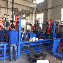 Hlt 12kg LPG Cylinder Production Line