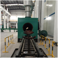 LPG Cylinder Heat Treatment Furnace in China