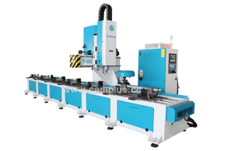 MT-0360 /Non-Ferrous Metal Profiles /Aluminum Processing machine