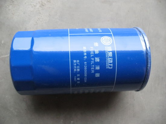 Sdlg LG936 Wheel Loader Parts Fuel Filter 612600081334 4110000589001