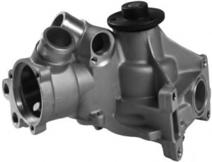 water pump for mercedes benz