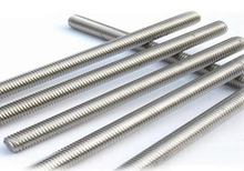 Threaded Bolt Threaded Rod Carbon Steel Zinc Plated