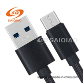 Color Customizable USB3.0 Type-C Charging Data Cable for Huawei