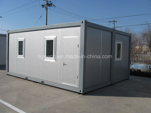 Quick Build Prefab Container House/Tiny Modular Portable Container Office