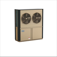 Commercial Air Source Heating and Cooling 30KW R407C