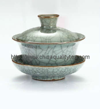 Celadon Gaiwan(Covered Bowl)