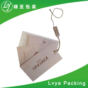 OEM garment hangtags for cloth With Promotional Price