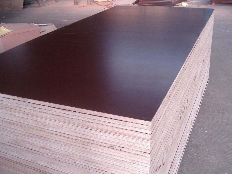 China Plywood -Brown Film Faced Plywood