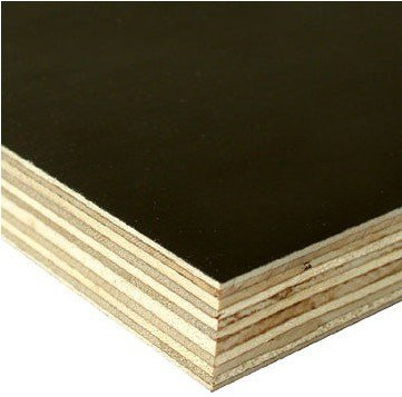 Building Material 21mm Brown Film Faced Plywood