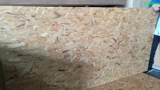 11MM OSB BoardsPine Core For Furnitures-Oriented Strand Boards
