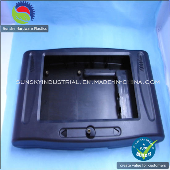 Bingo Handset Case Plastic Injection Molding (PL18024)