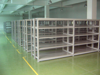 Display Steel Rack for Warehouse