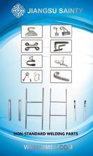 Non-stanndard welding parts