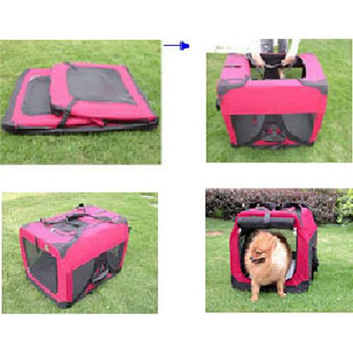 pet product soft crate