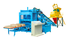ZCJK 5-15 Hydraulic Pressure Brick Making Machine