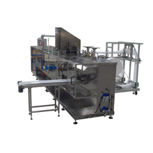 wipes tissue sachet packing machine