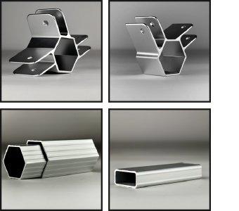 50mm hex-series