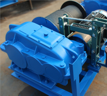 JK electric winch with fast speed