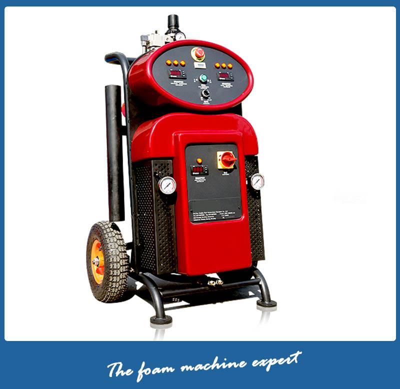 High pressure polyurethane foam spraying machine BDF-IV