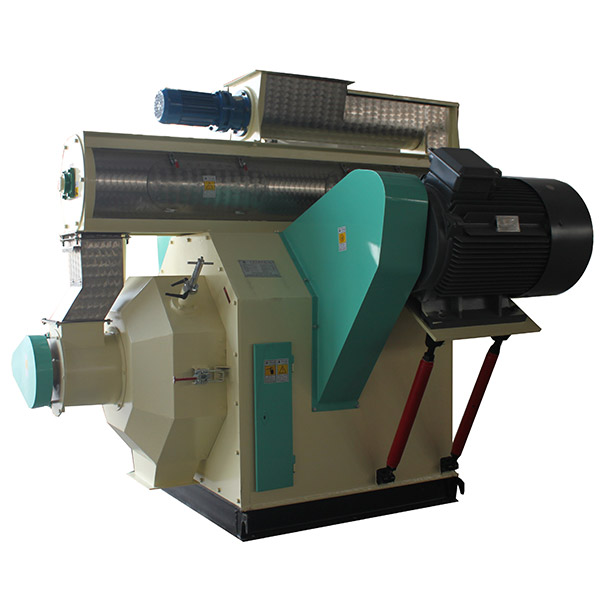 Hkj m biomass pellet mill with specifications ring die