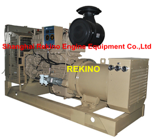 Cummins 200KW 50HZ marine emergency diesel generator set