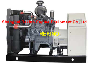 Deutz 300KW 50HZ water cooled diesel generator set