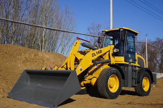 2017 wheel loader zl16D with CE